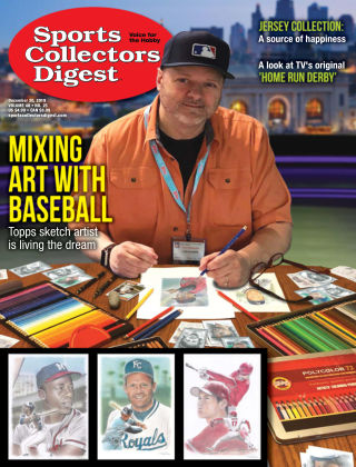 Sports Collectors Digest Dec 20 2019
