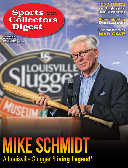 Sports Collectors Digest January 17, 2020 00:00