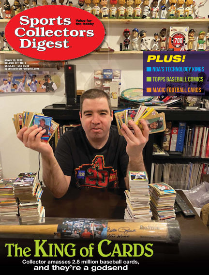 Sports Collectors Digest February 28, 2020 00:00