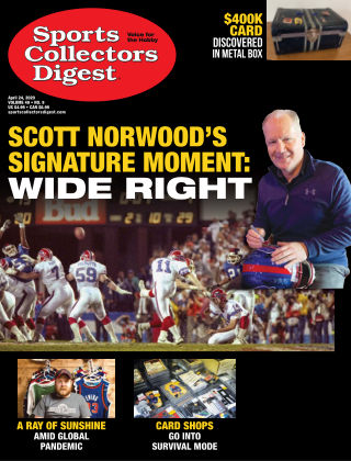 Sports Collectors Digest April 24 2020