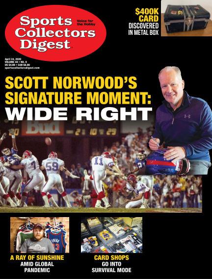 Sports Collectors Digest April 10, 2020 00:00