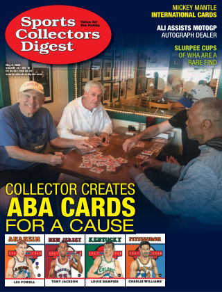 Sports Collectors Digest May 8 2020