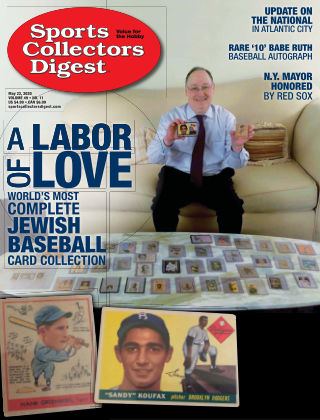 Sports Collectors Digest May 22 2020
