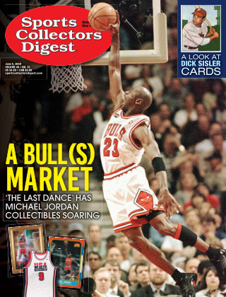 Sports Collectors Digest June 5 2020