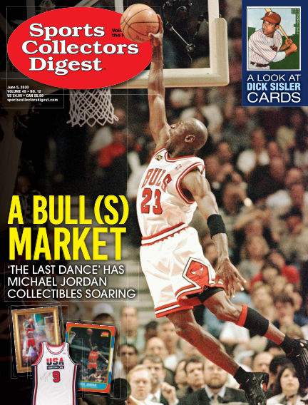 Sports Collectors Digest May 22, 2020 00:00
