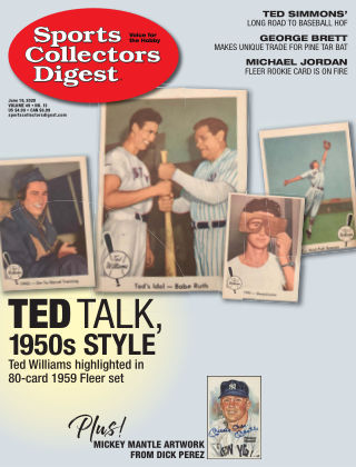 Sports Collectors Digest June 19 2020
