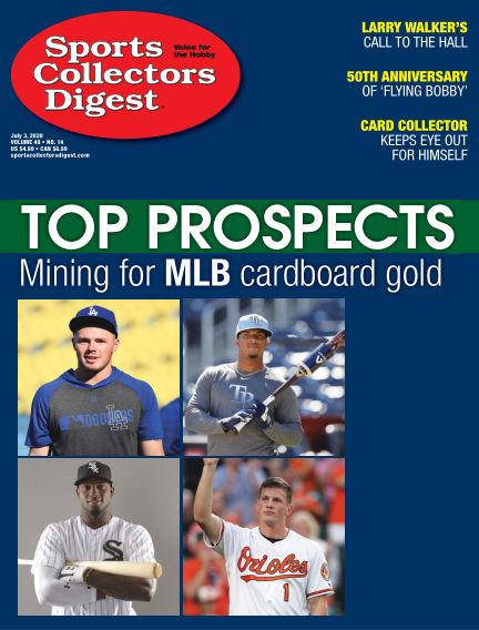 Sports Collectors Digest June 19, 2020 00:00