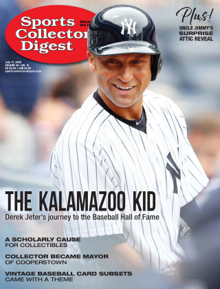 Sports Collectors Digest July 17 2020