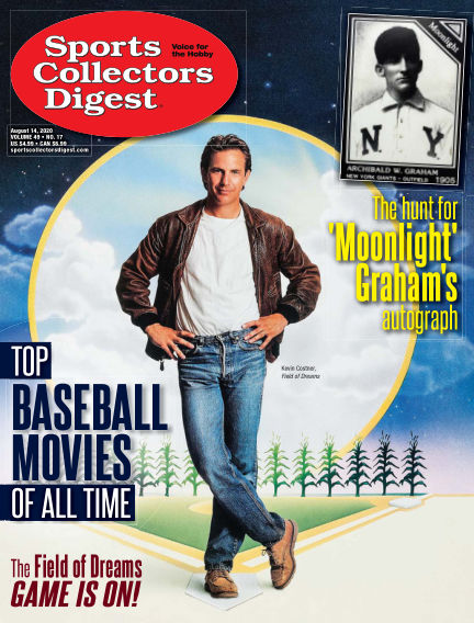 Sports Collectors Digest July 31, 2020 00:00