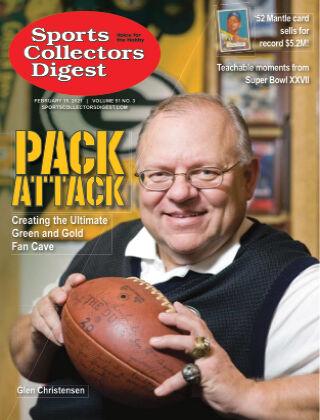 Sports Collectors Digest February 15 2021