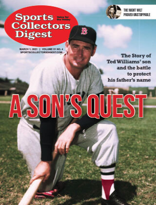 Sports Collectors Digest March 1 2021