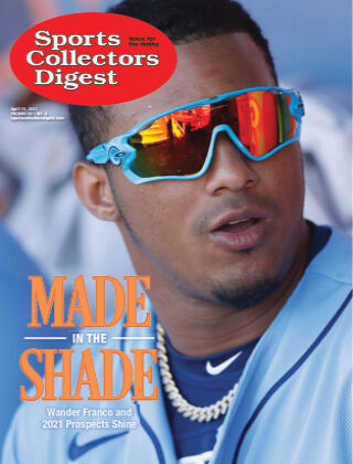 Sports Collectors Digest April 15 2021