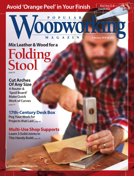 Popular Woodworking January 02, 2018 00:00