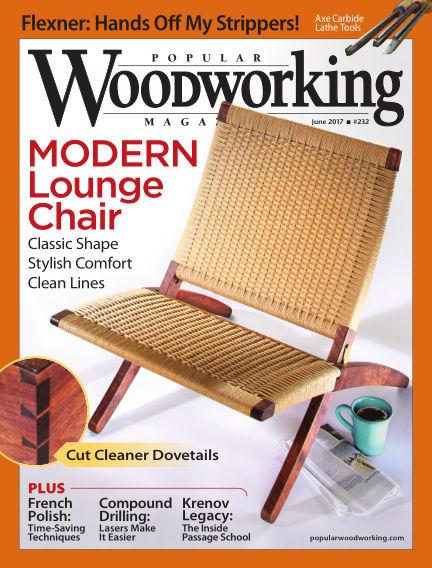 Popular Woodworking April 25, 2017 00:00