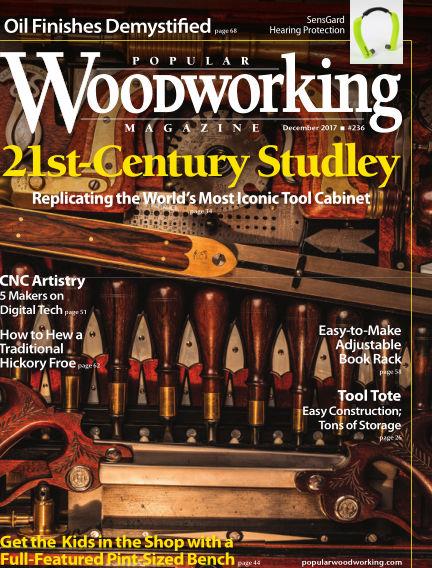 Popular Woodworking November 21, 2017 00:00