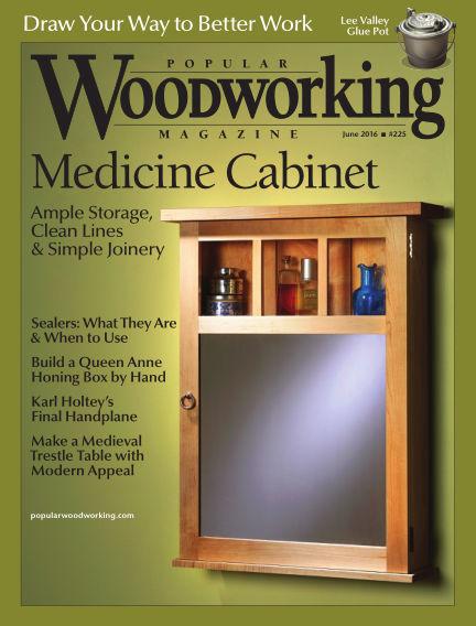 Popular Woodworking April 26, 2016 00:00