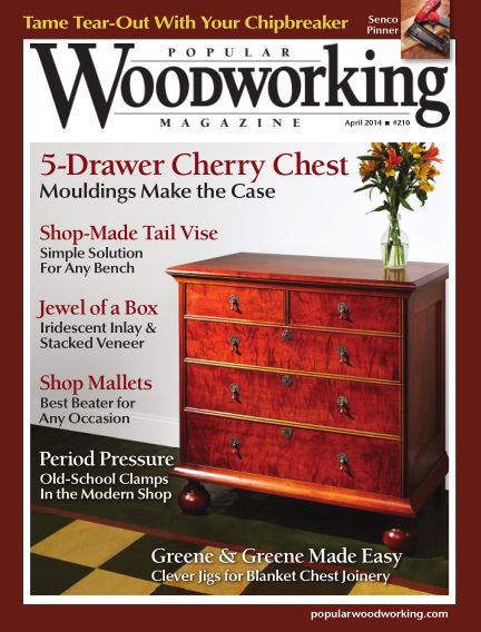 Popular Woodworking March 04, 2014 00:00