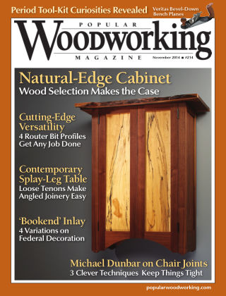 Popular Woodworking November 2014