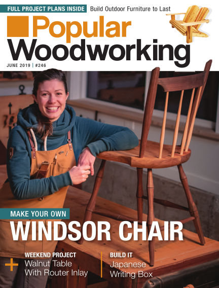 Popular Woodworking May 01, 2019 00:00