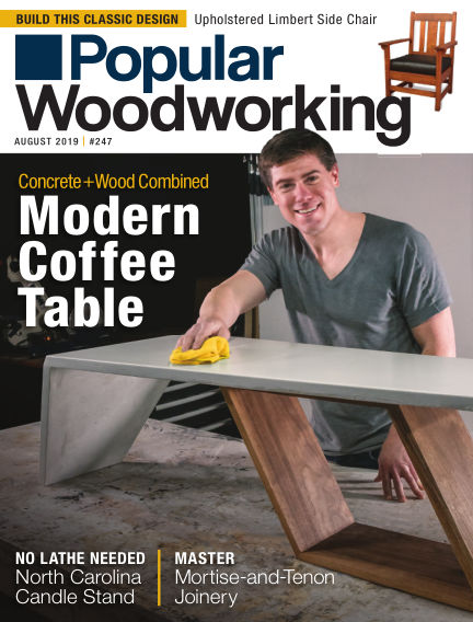 Popular Woodworking June 05, 2019 00:00