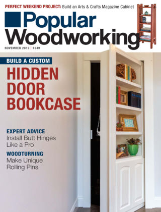 Popular Woodworking Nov 2019
