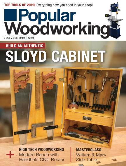 Popular Woodworking November 06, 2019 00:00