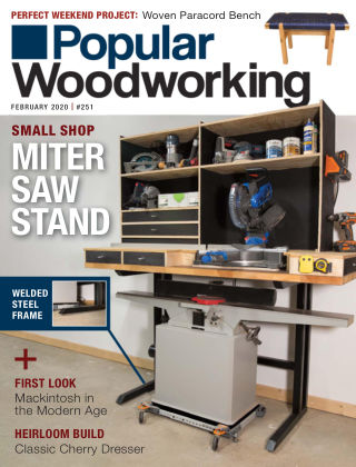Popular Woodworking Feb 2020