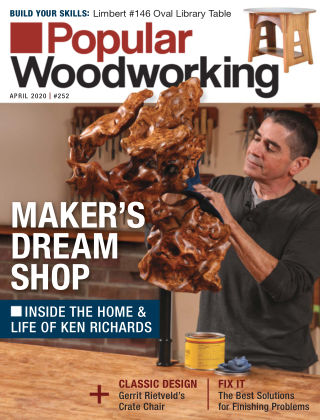 Popular Woodworking Apr 2020