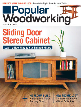 Popular Woodworking Jun 2020