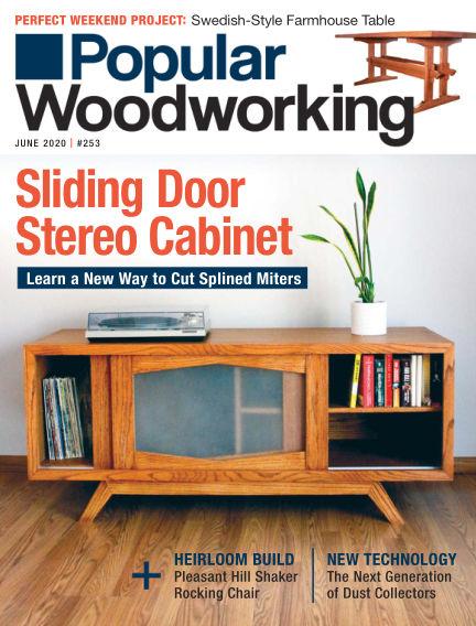 Popular Woodworking April 21, 2020 00:00