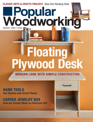 Popular Woodworking August 2020