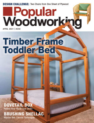 Popular Woodworking April 2021
