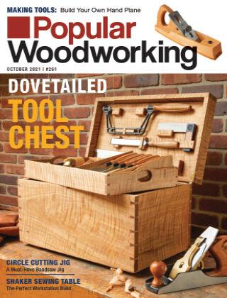 Popular Woodworking Sept/Oct 2021