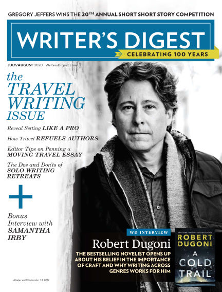 Writer's Digest July 31, 2020 00:00