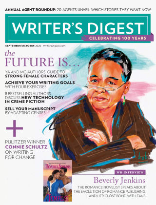 Writer's Digest Sept Oct 2020