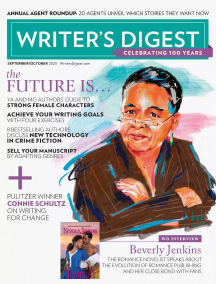 Writer's Digest September 21, 2020 00:00