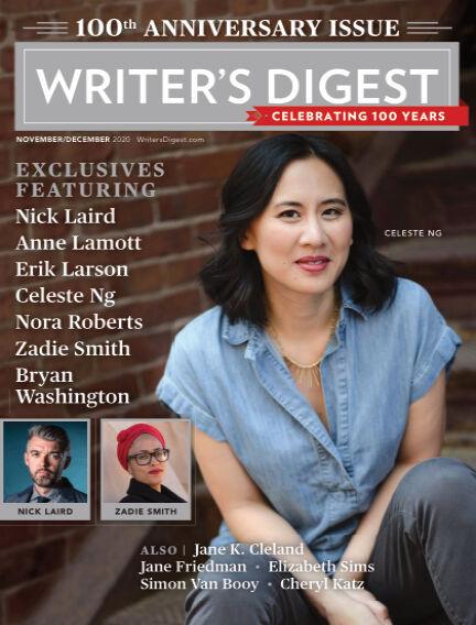 Writer's Digest November 02, 2020 00:00