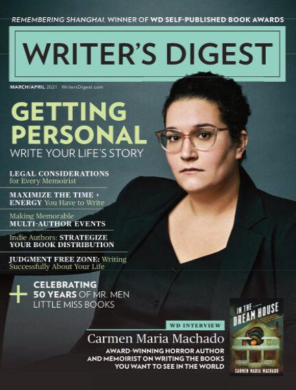 Writer's Digest February 15, 2021 00:00