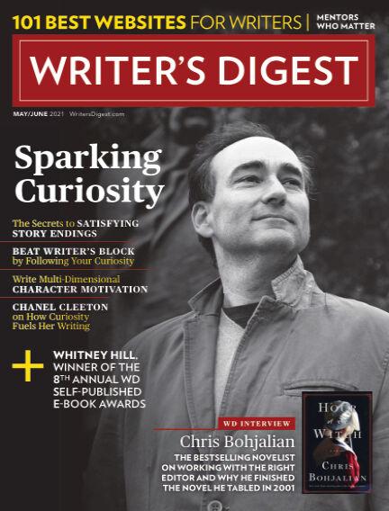 Writer's Digest April 27, 2021 00:00