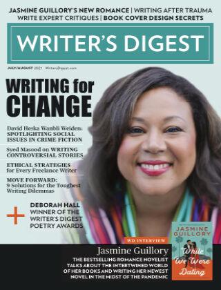 Writer's Digest July August 2021