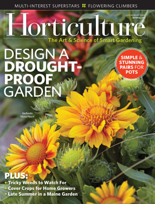 Horticulture July August 2020
