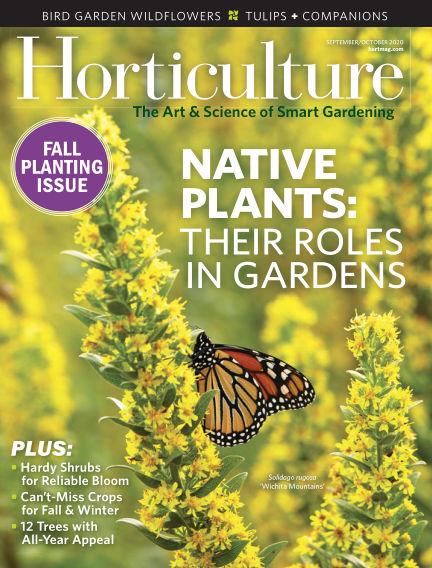 Horticulture October 02, 2020 00:00