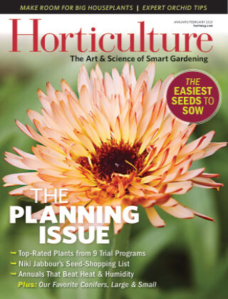 Horticulture Jan Feb 2021