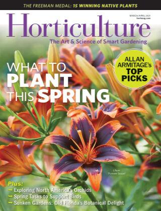 Horticulture March April 2021
