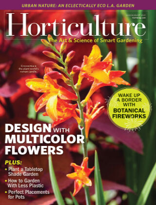 Horticulture July August 2021