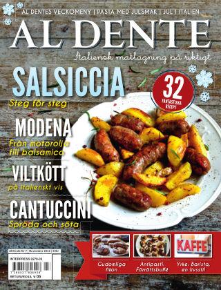 Al Dente (Inga nya utgåvor) 2013-12-02