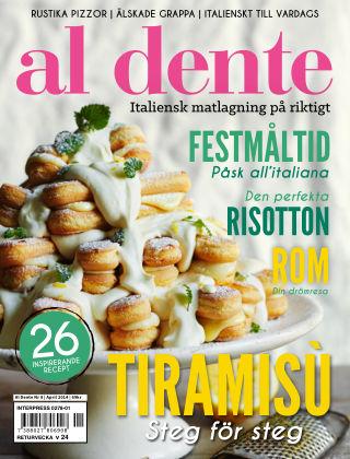 Al Dente (Inga nya utgåvor) 2014-04-14