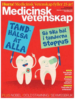 Medicinsk Vetenskap 2019-12-06