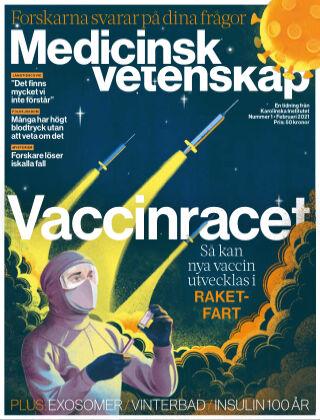 Medicinsk Vetenskap 2021-02-23