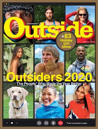 Outside December 2020